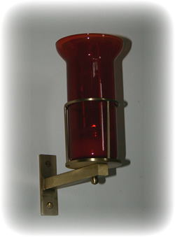 photo of candle holder